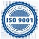 Datiquim - Selo ISO-9001